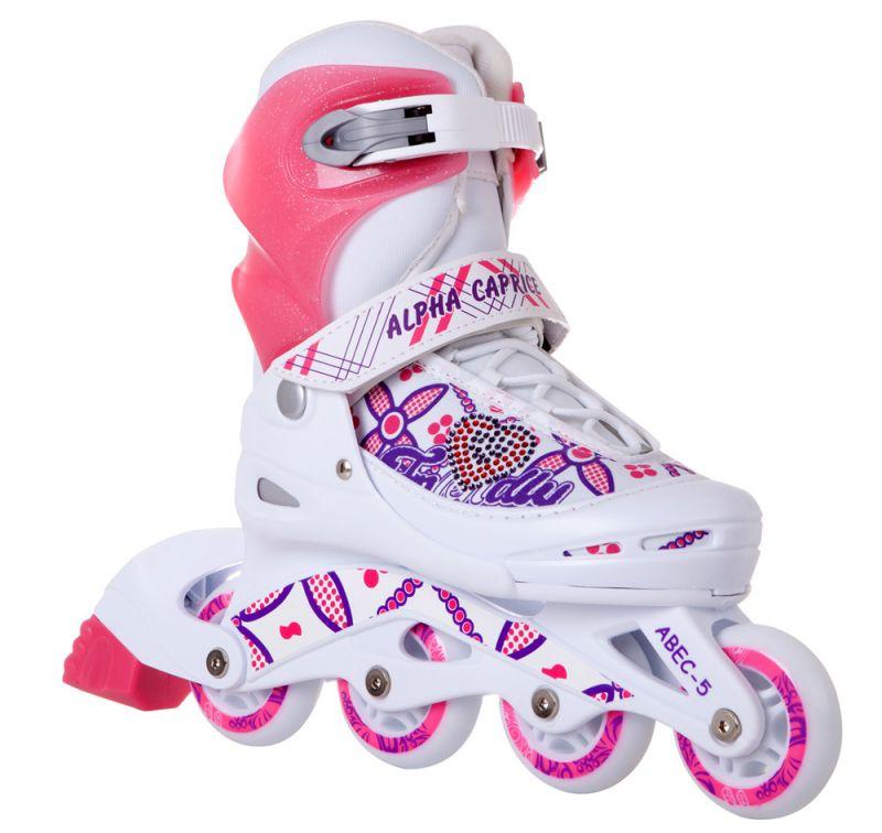 Детские роликовые коньки Alpha Caprice Miss