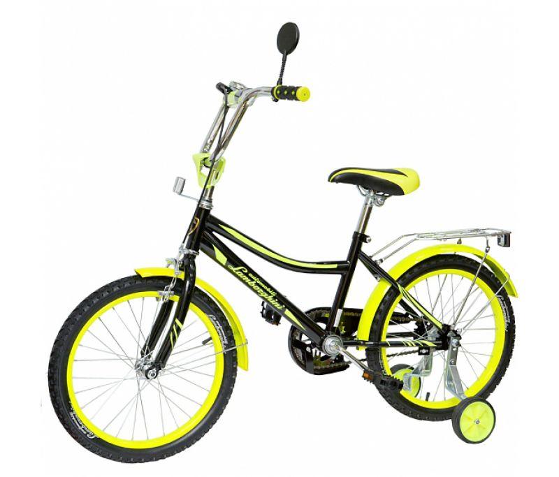 "Детский велосипед Lamborghini 18"""
