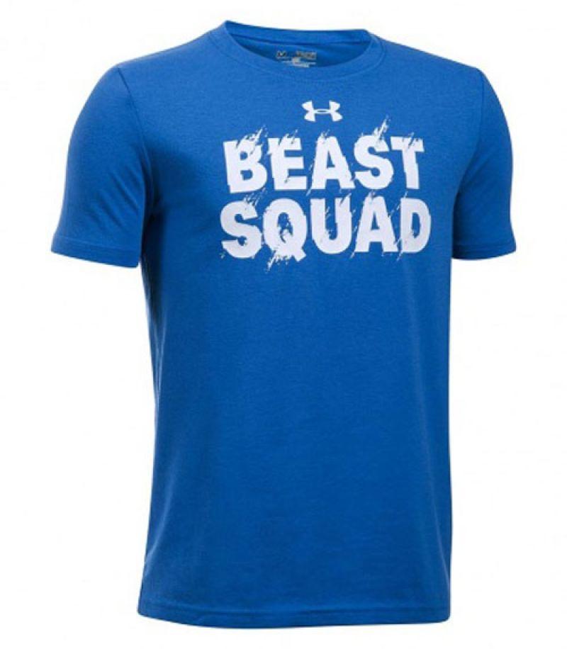 Футболка Under Armour Beast Squad yht