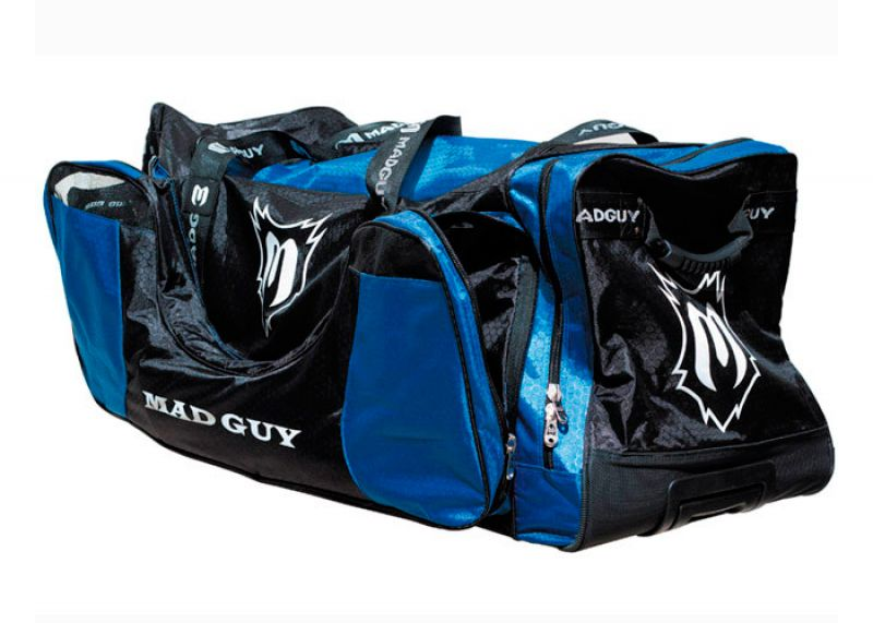 "Хоккейная сумка-баул Mad Guy ПроЛайн 32"" на колесах"