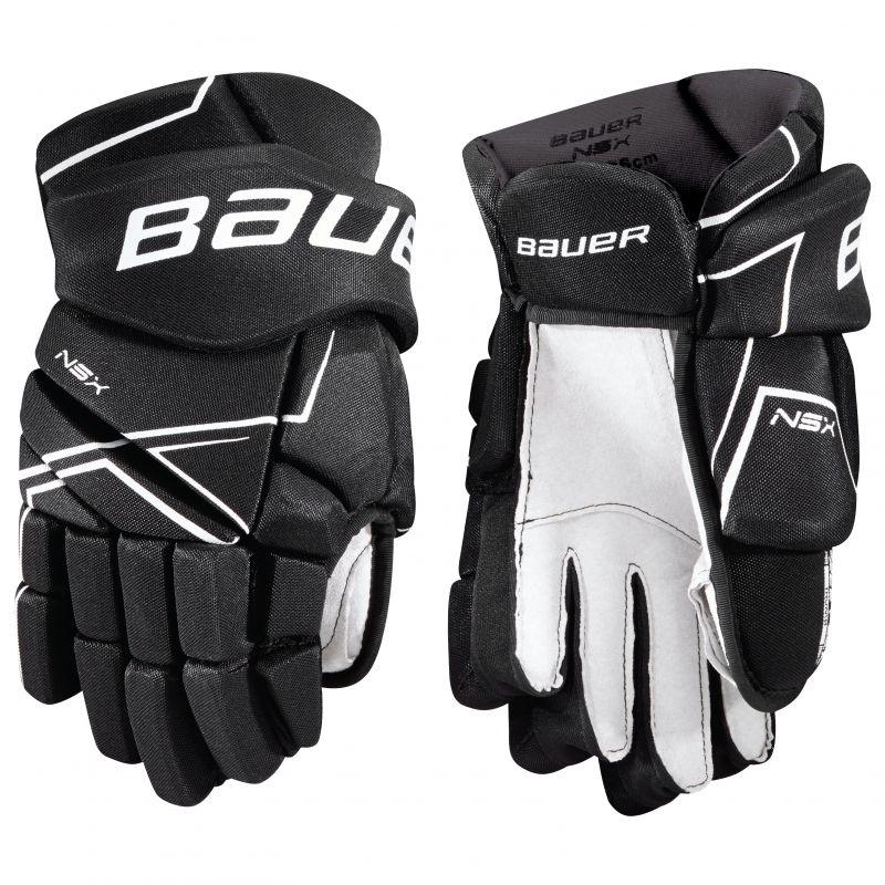 Хоккейные перчатки Bauer NSX Jr