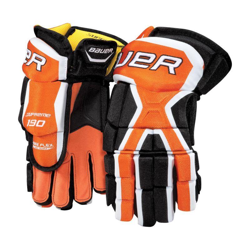 Хоккейные перчатки Bauer Supreme 190 Sr