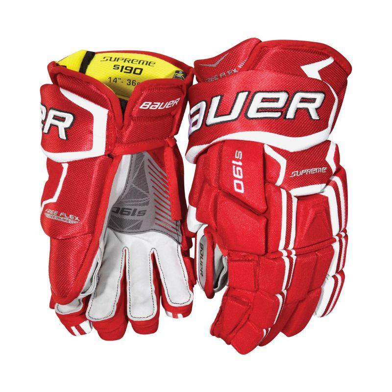 Хоккейные перчатки Bauer Supreme S190 S17 Sr