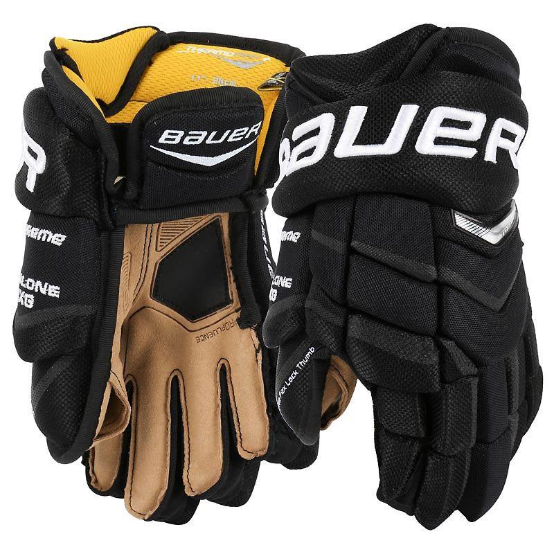 Хоккейные перчатки Bauer Supreme TotalOne NXG Jr