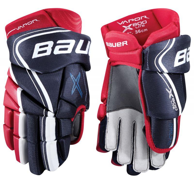 Хоккейные перчатки Bauer Vapor X800 Lite S18 Sr