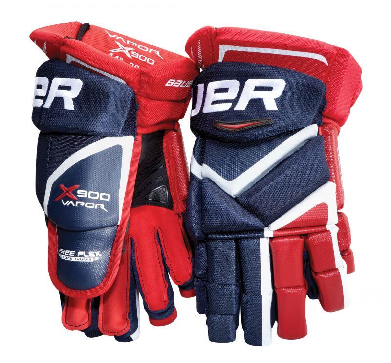 Хоккейные перчатки Bauer Vapor X900 Sr