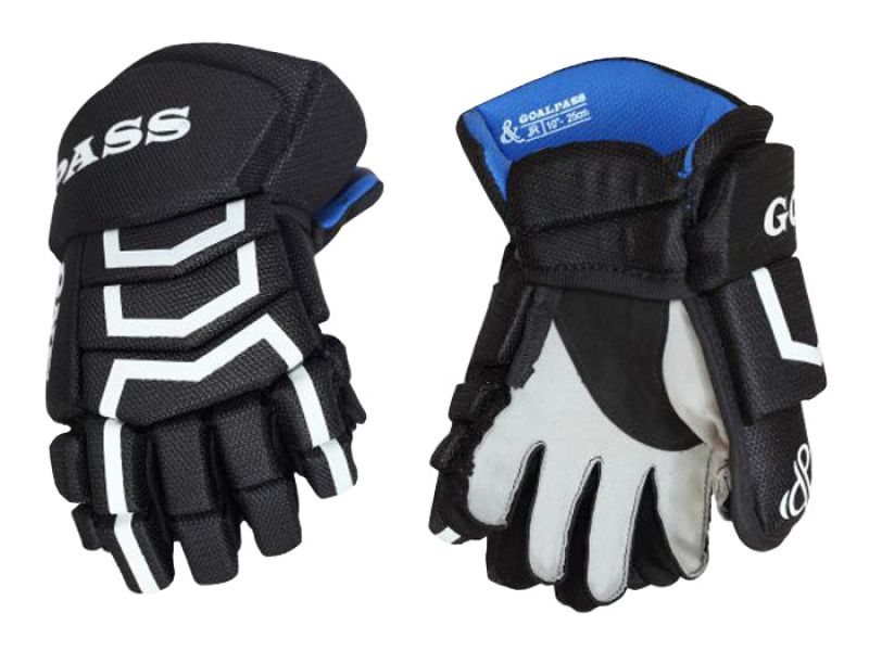 Хоккейные перчатки GOAL&PASS G30 Yth