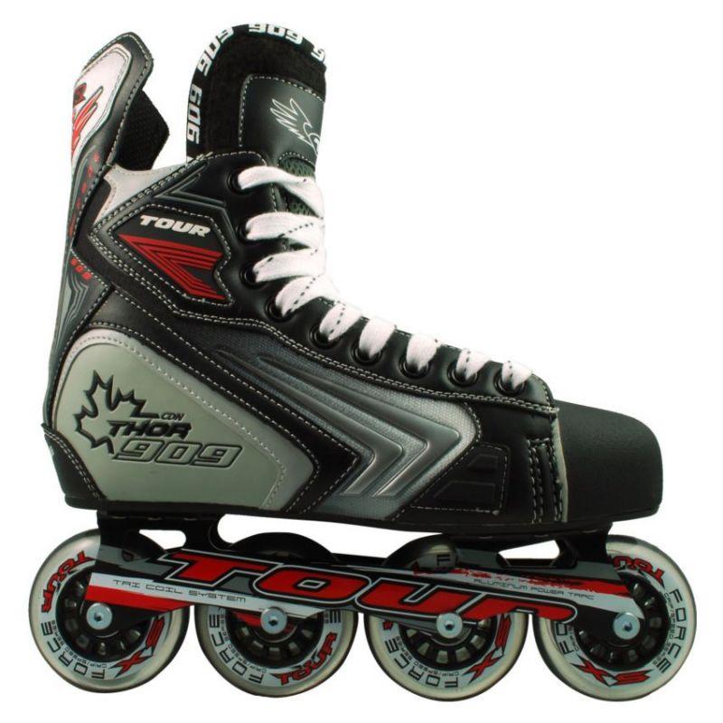 Хоккейные роликовые коньки Tour Thor 909 Sr