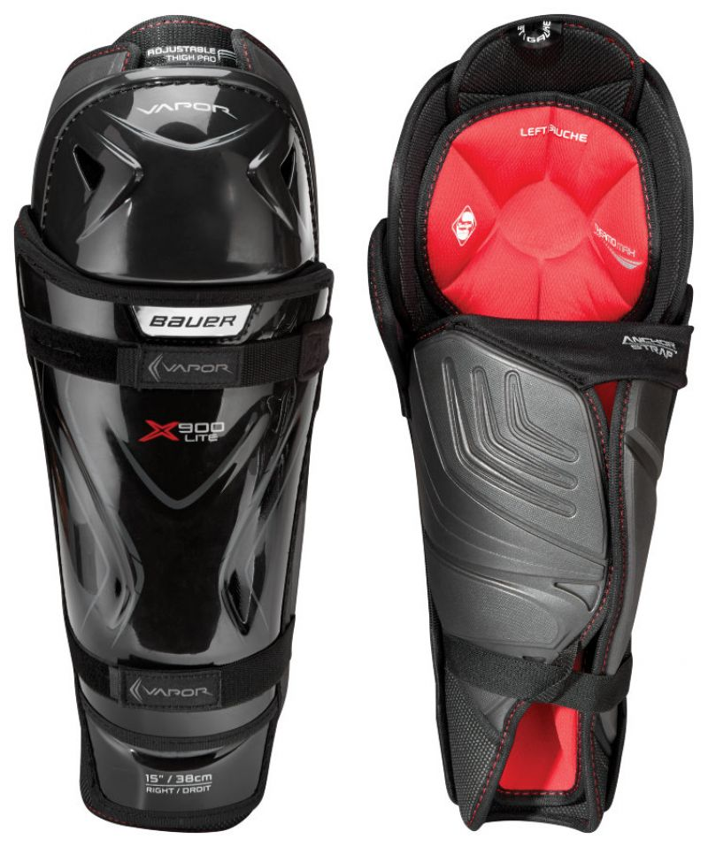 Хоккейные щитки Bauer Vapor X900 Lite Jr