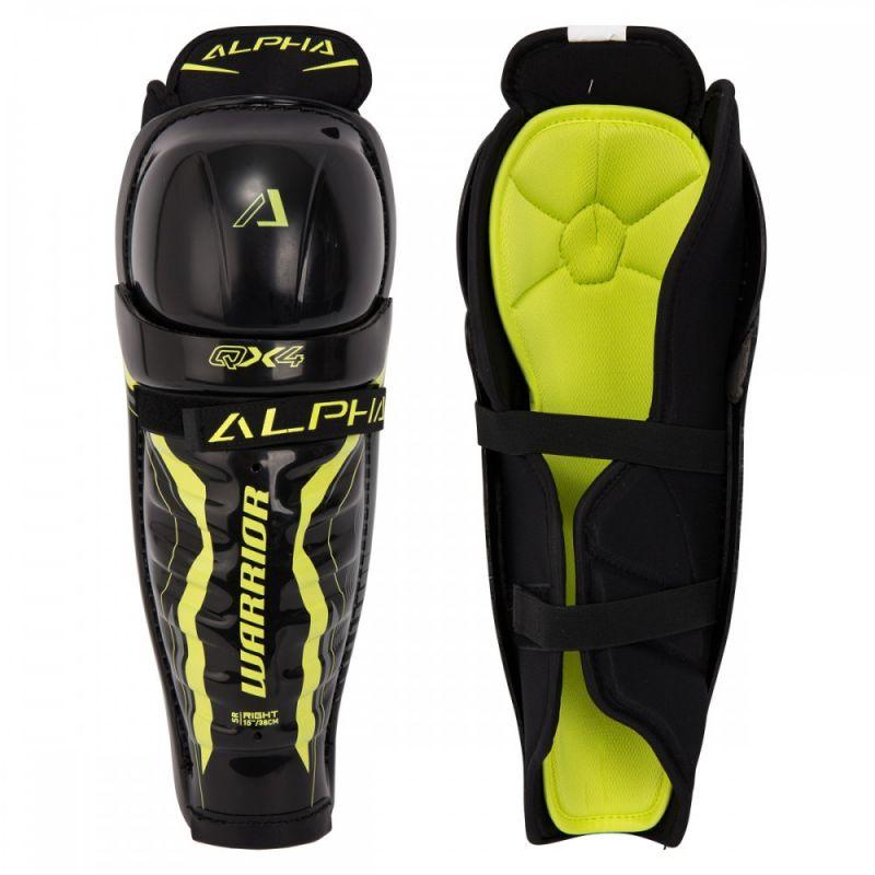 Хоккейные щитки Warrior Alpha QX4 Jr