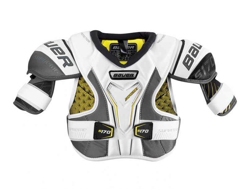 Хоккейный нагрудник Bauer Supreme S170 S17 Yth