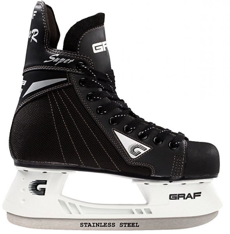 Коньки хоккейные GRAF Super G Jr