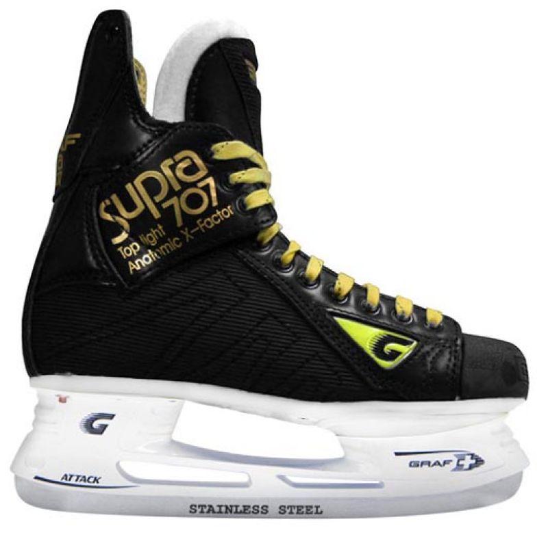 Коньки хоккейные GRAF Supra 707 Sr