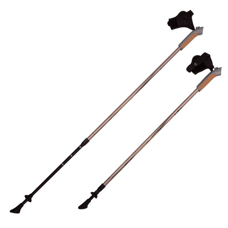 Палки треккинговые NWS-03A, 85-135 см