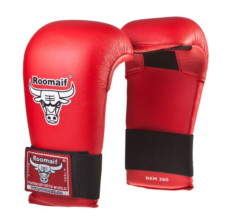 Перчатки спаринговые для каратэ Roomaif RKM-260