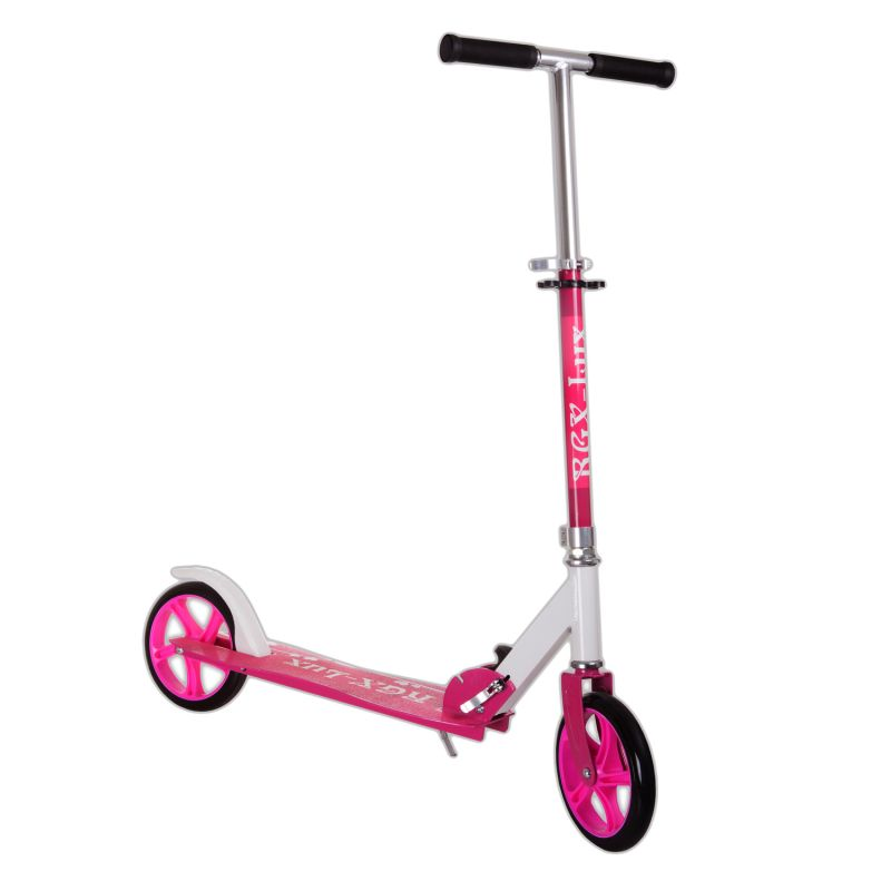 Самокат Alpha Caprice RGX-LUX pink