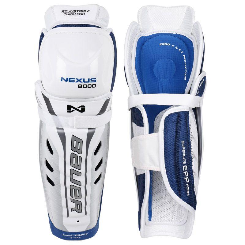Щитки хоккейные Bauer Nexus 8000 Sr