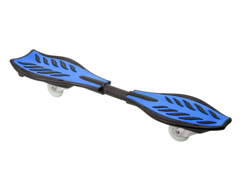 Снейкборд Alpha Caprice YWB-01 Blue