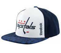 Бейсболка Reebok Snapback NHL Washington Capitals