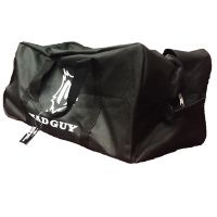 "Детская хоккейная сумка на колёсах Mad Guy Simple 28"" roll"