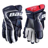 Хоккейные перчатки Bauer Vapor X900 Lite S18 Jr