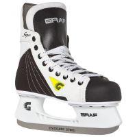 Коньки хоккейные Graf Super 111 Sr