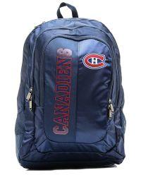 Рюкзак NHL Montreal Canadiens