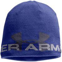 Шапка спортивная Under Armour, синяя