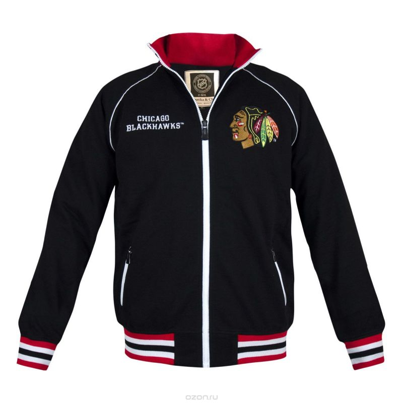 Толстовка NHL Chicago Blackhawks (35570)