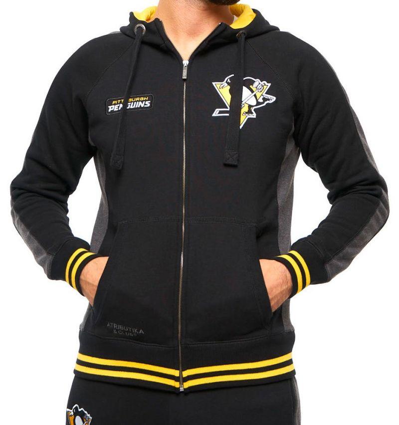 Толстовка NHL Pittsburgh Penguins (366130)