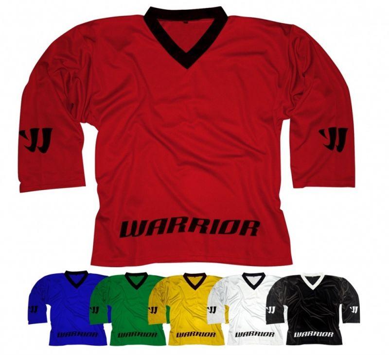 Хоккейная тренировочная майка Warrior Logo