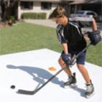 Искусственный лед для хоккея