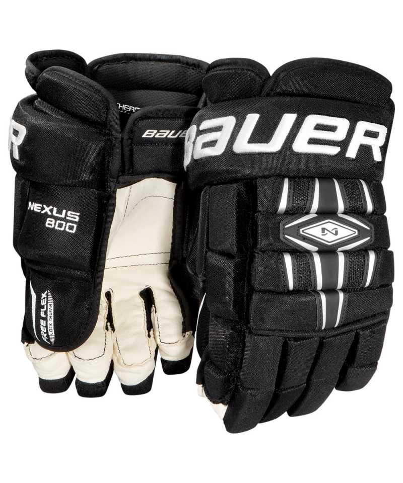 Хоккейные перчатки Bauer Nexus 800 Jr