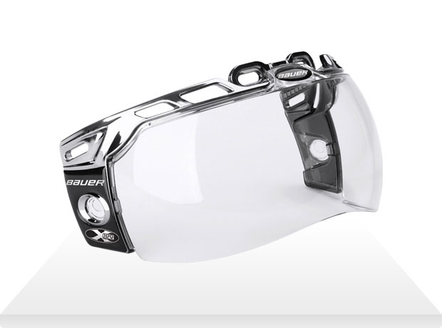 Визор BAUER Deluxe X100 Half Shield