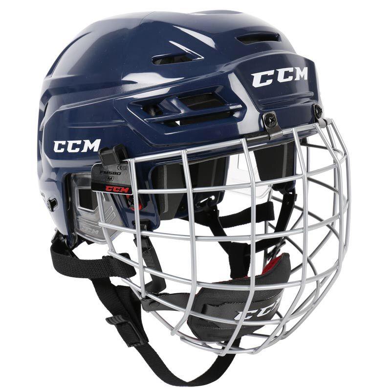 Шлем хоккейный CCM Resistance 100 с маской