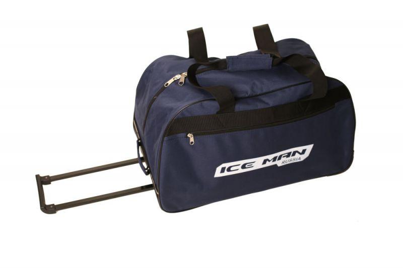 """Детская хоккейная сумка на колесах Ice Man Wheel 01 Yth 24"""""""