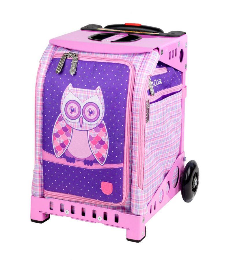 Детская сумка ZUCA mini owl для фигуристов