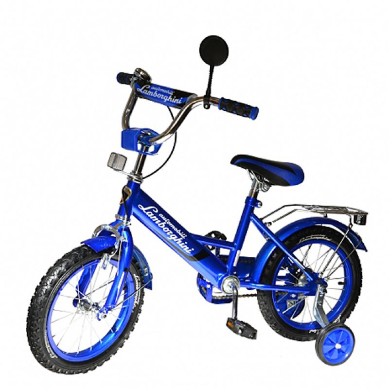 "Детский велосипед Lamborghini 14"""