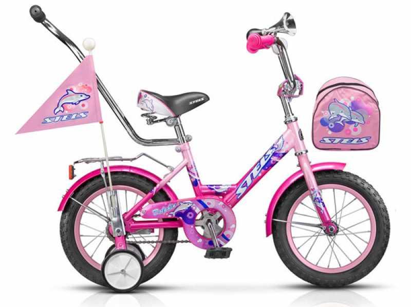 Велосипед Stels Dolphin