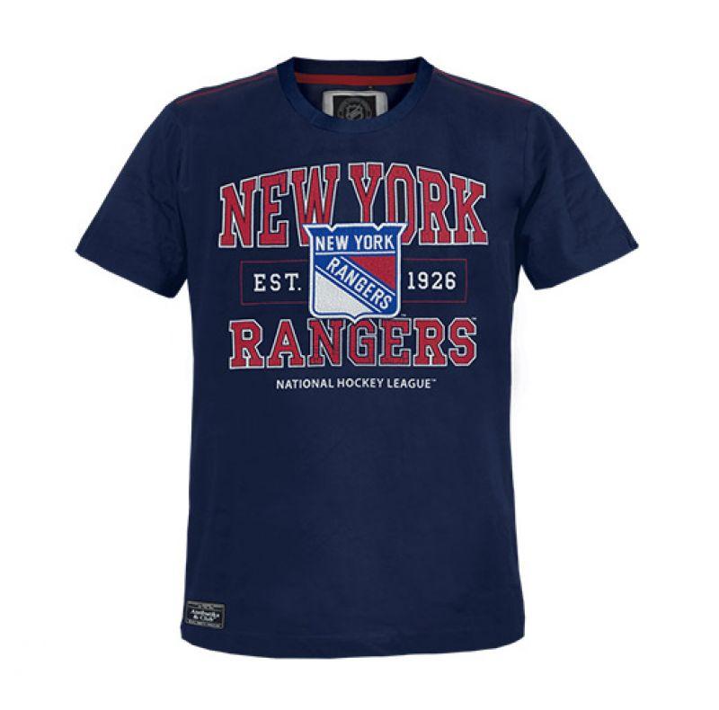 Футболка NHL New York Rangers № 10 PANARIN