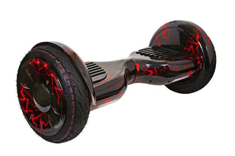 Гироскутер Smart Balance 10.5 SUV Premium Красная молния самобалансир