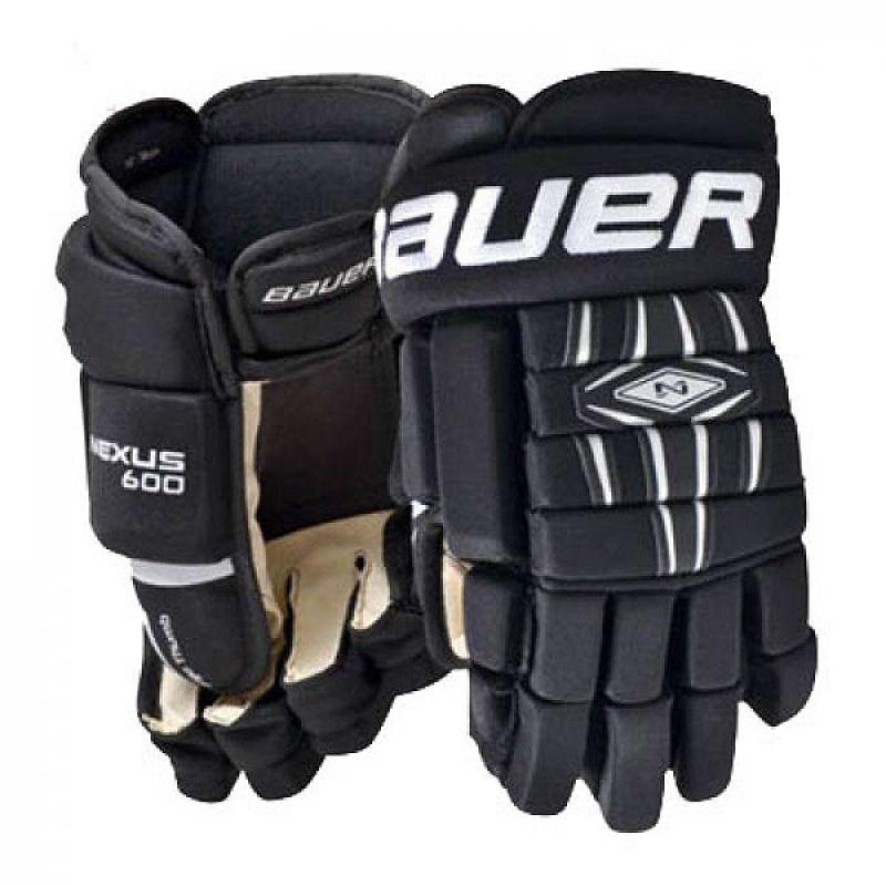 Хоккейные перчатки Bauer Nexus 600 Jr