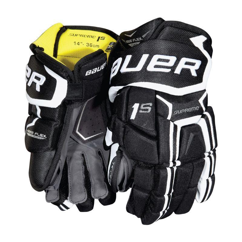 Детские хоккейные перчатки Bauer Supreme 1S S17 yth