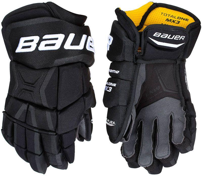Хоккейные перчатки Bauer Supreme TotalOne MX3 Sr