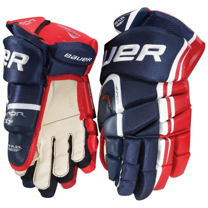 """Хоккейные перчатки Bauer Vapor X 7.0 Jr р.12"""""""