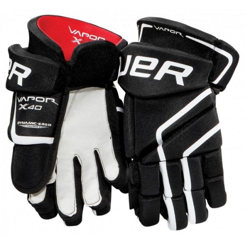 Хоккейные перчатки Bauer Vapor X40 Yth