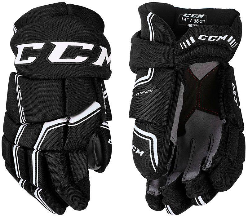 Хоккейные краги CCM QLT 270 Sr