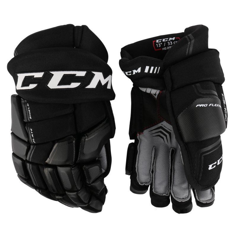 Хоккейные краги CCM QLT 290 Sr