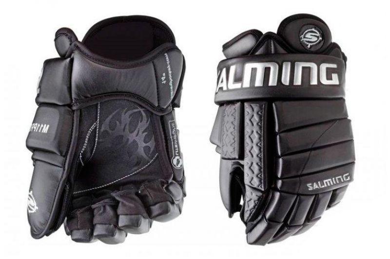 Хоккейные перчатки Salming M11 Pro Sr