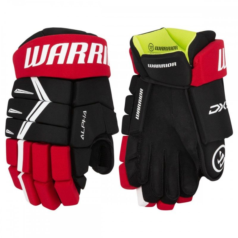 Хоккейные перчатки Warrior Alpha DX5 Sr